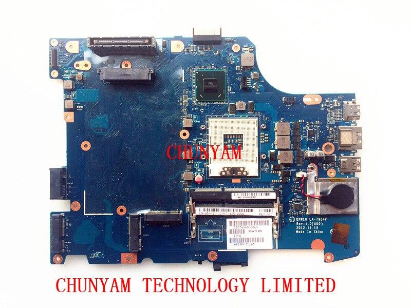 Original CN-05KP1Y  5KP1Y FOR DELL E5530 Laptop Motherboard LA-7904P Mainboard 90Days Warranty 100% tested