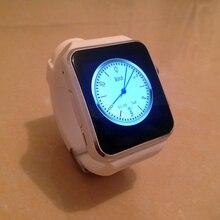 Heißer verkauf! 2016 neueste Bluetooth Smart Uhr X6 tragbare geräte Smartwatch Für Apple Android-Handy Mit Kamera FM Sim-karte