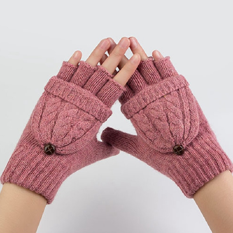 Winter Gloves Women Mittens