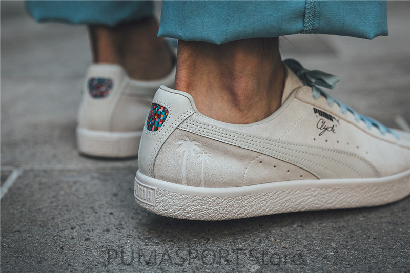 New Arrival PUMA Clyde Venice Men s and Women s Breathable Sneaker  Badminton Shoes Size35.5 44-in Badminton Shoes from Sports   Entertainment  on ... 72581ff8b504