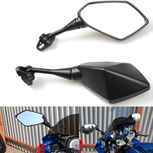 Motorcycle parts Black Mirror for  GSR750 GW250F GSX-S1000F SFV650 Bandit 1250 SV650