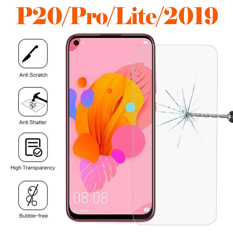 <font><b>P20</b></font> Lite 2019 Protective <font><b>Glass</b></font> For <font><b>Huawei</b></font> P 20 Pro <font><b>Light</b></font> Screen Protector On Hwawei 20P P20Pro Armor Sheet Tempered Glas Film image