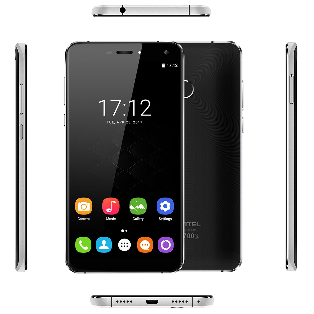 oukitel u11 plus 4g android 7 0 smartphone 4g ram 64g rom 5 7 inch mtk6750t octa core. Black Bedroom Furniture Sets. Home Design Ideas