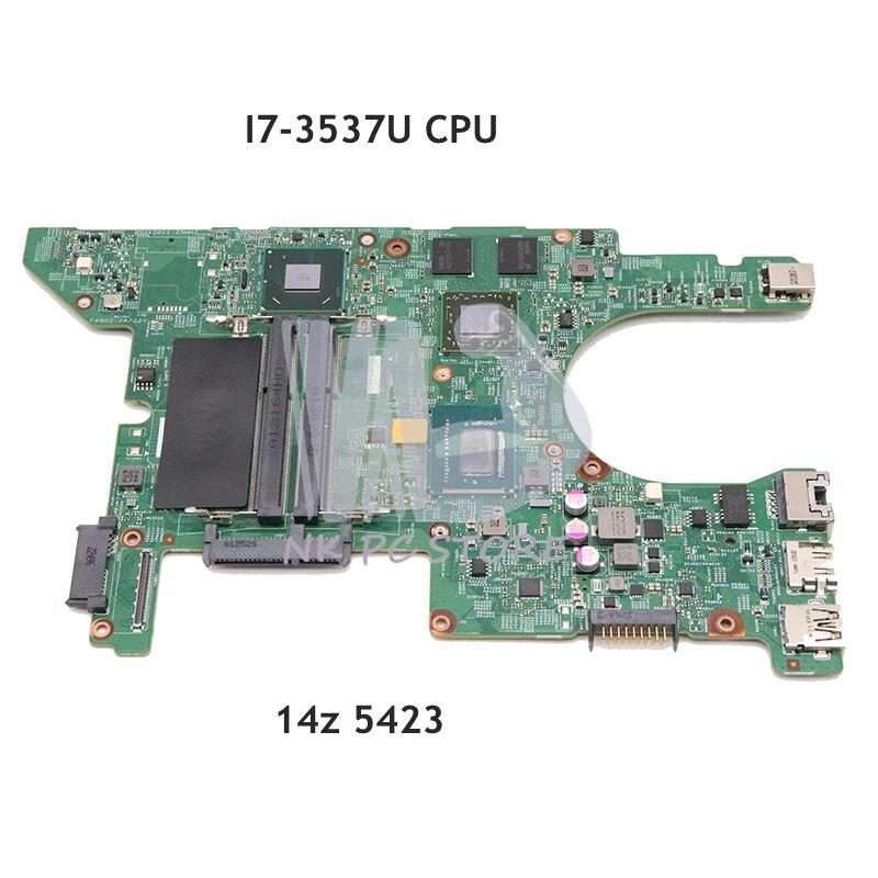 NOKOTION FJ7H9 0FJ7H9 11289 1 Материнская плата для Dell Inspiron 14z 5423 материнская плата для ноутбука I7 3537U CPU HD7550M gpu