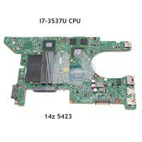 NOKOTION FJ7H9 0FJ7H9 11289 1 Mainboard for Dell Inspiron 14z 5423 Laptop Motherboard I7 3537U CPU HD7550M gpu