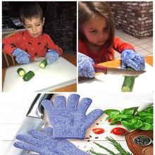 Dropshipping Small Adult Anti Cut Gloves Maximum Kids Cookin