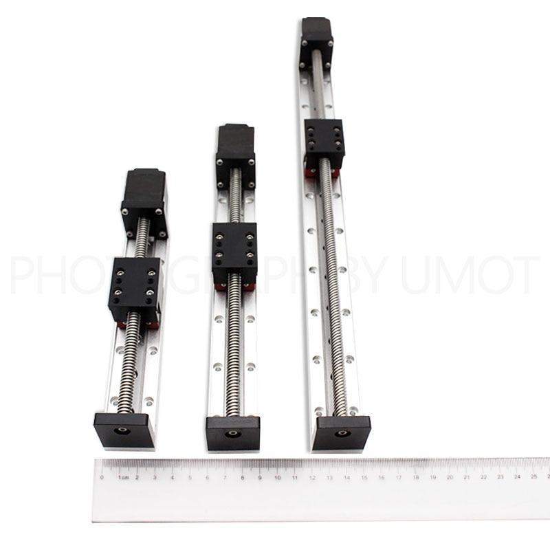 low speed light load mini single axis manipulator for 3d printer linear guidewaylow speed light load mini single axis manipulator for 3d printer linear guideway