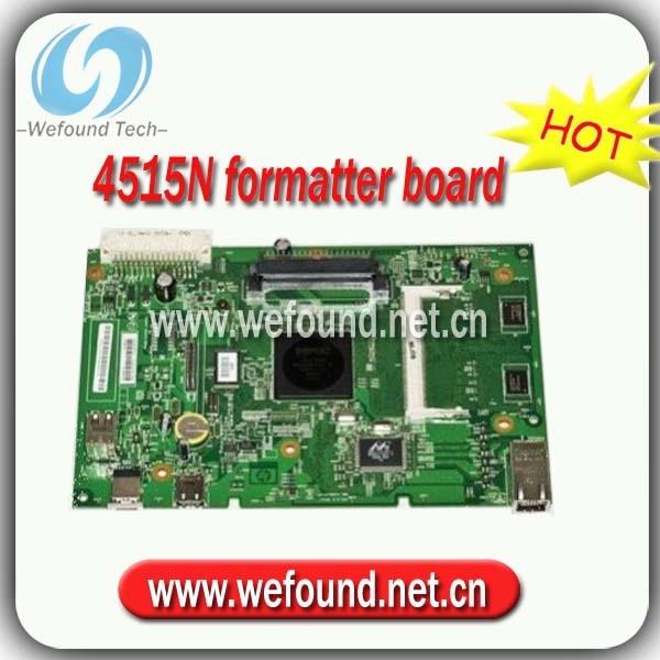 Hot!100% good quality for HP 4515N 4015N printer formatter board motherboard hot 100% good quality for hp 2320nf formatter board motherboard