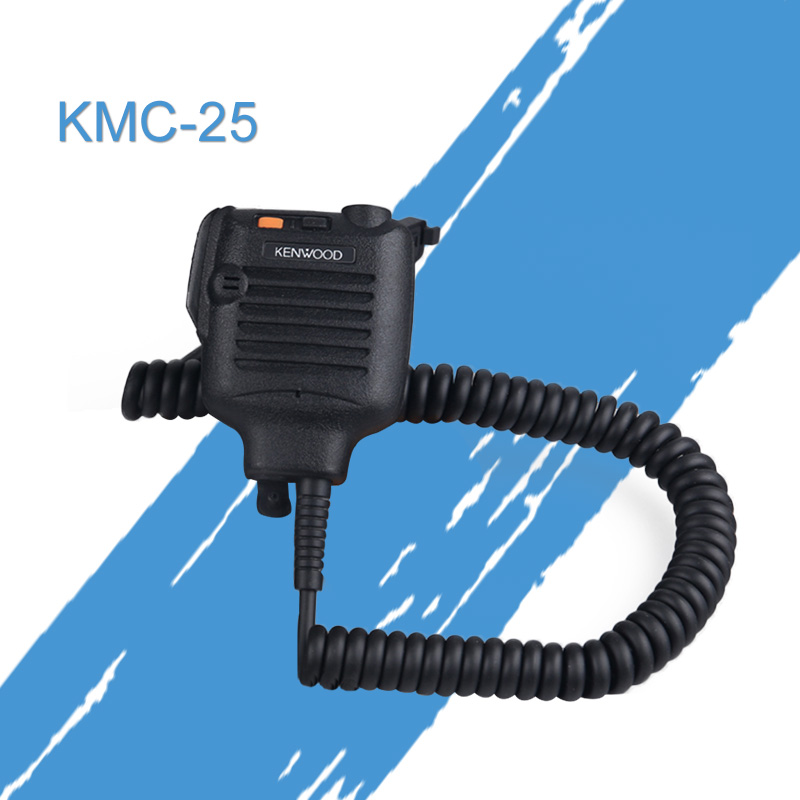 Replacement Kenwood TK480 TK290 TK3140 TK3148 TK2180 TK3180 KMC-25 Walkie Talkie Speaker Mic