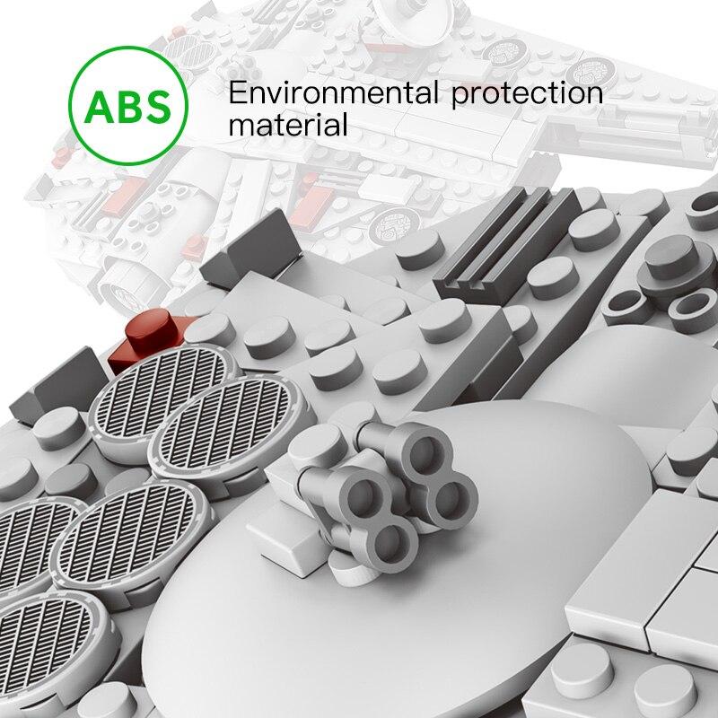 Blocos mini modelo de plástico blocos Quantidade : 367 Pcs