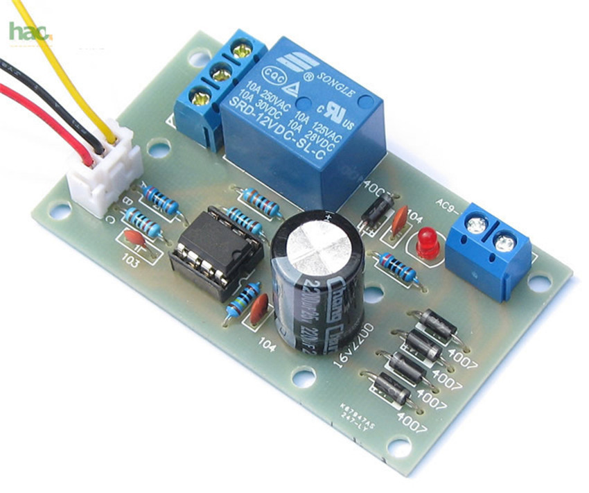 DIY kit Water level switch sensor controller Automatic pumping water ...