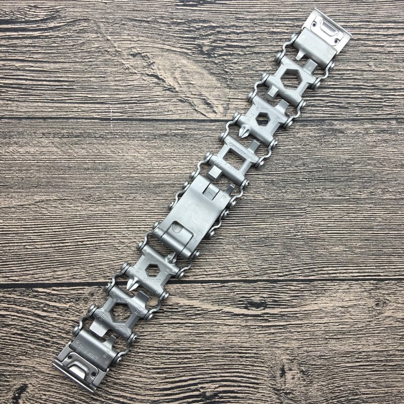 Garmin fenix 3 hr 다기능 팔찌 시계 스트랩에 대 한 26mm screwdrive 도구와 garmin fenix 5 x 시계 밴드 시계 밴드-에서워치 밴드부터 시계 의  그룹 3