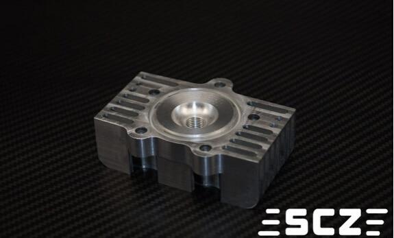 SCZ Engine Cylinder Head scz e290 crankcase