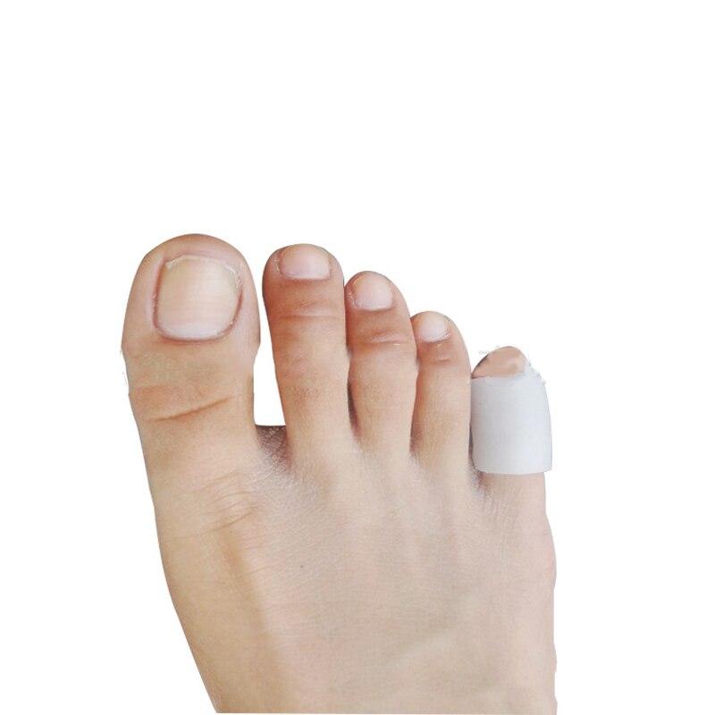1 Paar Gel Bunion Corrector Silikon Fuß Toe Separator Kleinen Zeh Schmerzen Relief Beschützer Gel Pads Corrector Halux Valgus Pediküre Um 50 Prozent Reduziert