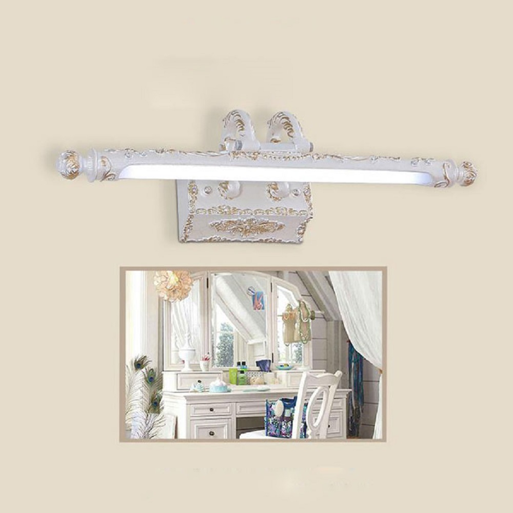 Vanity dressing table lamps choice image coffee table design ideas dressing table lamps picture more detailed picture about 110v 110v 220v l54cm l68cm europe vintage art geotapseo Image collections