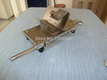 1pc Newest! Meat slicer, slicer, manual household mutton roll slicer, cut meat, meat planing machine, beef, lamb slicer Freeship