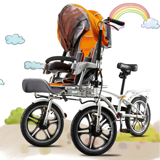 Yabby-bike Baby Bike Stroller, A Unique Vehicle For The Entire Family
