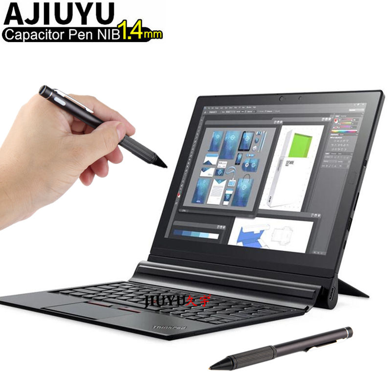 Active Pen Capacitive Touch Screen For Lenovo Yoga Tab 3 10 8 Plus Tablet 2 8.0 Tab3 10 Pro B8000 B6000 Stylus Pen NIB 1.4mm