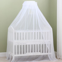 Court Foldable Baby bed mosquito nets Prevention of mosquitoes Bracket Clip type dome