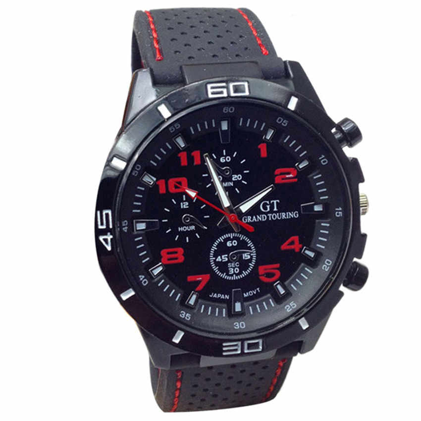 OTOKY 2019 High Quality watch men Trendy  Military Watches Sport Wristwatch Quartz Watch Men Silicone Watches montre homme 2019