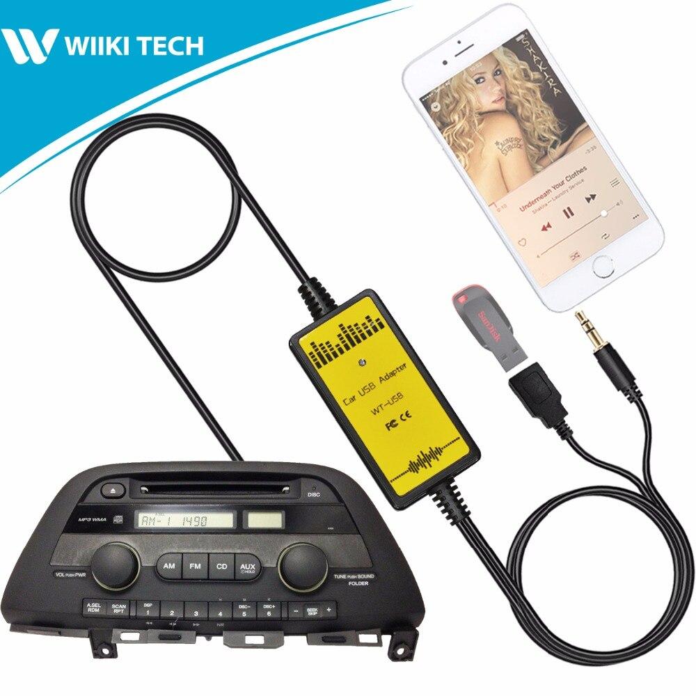 APPS2Car font b Car b font font b Radio b font USB AUX Interface Audio Mp3