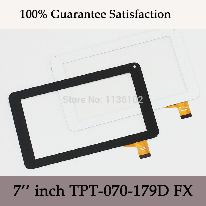 7'' Inch Touch Screen TPT-070-179D FX 100% New 86V Tablet PC Touch Pad Touch Panel Digitizer Y7Y007(86V) Free Shipping