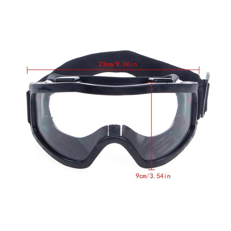 Obliging Safety Goggles Ski Snowboard Motorcycle Eyewear Glasses Eye Protection Work Lab