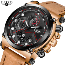 2018 LIGE Men Watch 9854