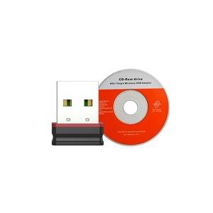 Image 5 - Mini Comfast CF WU810N 1 adaptador 150 M אלחוטי wifi גישה נקודת usb wifi dongle מתאם wifi usb RTL 8188EUS