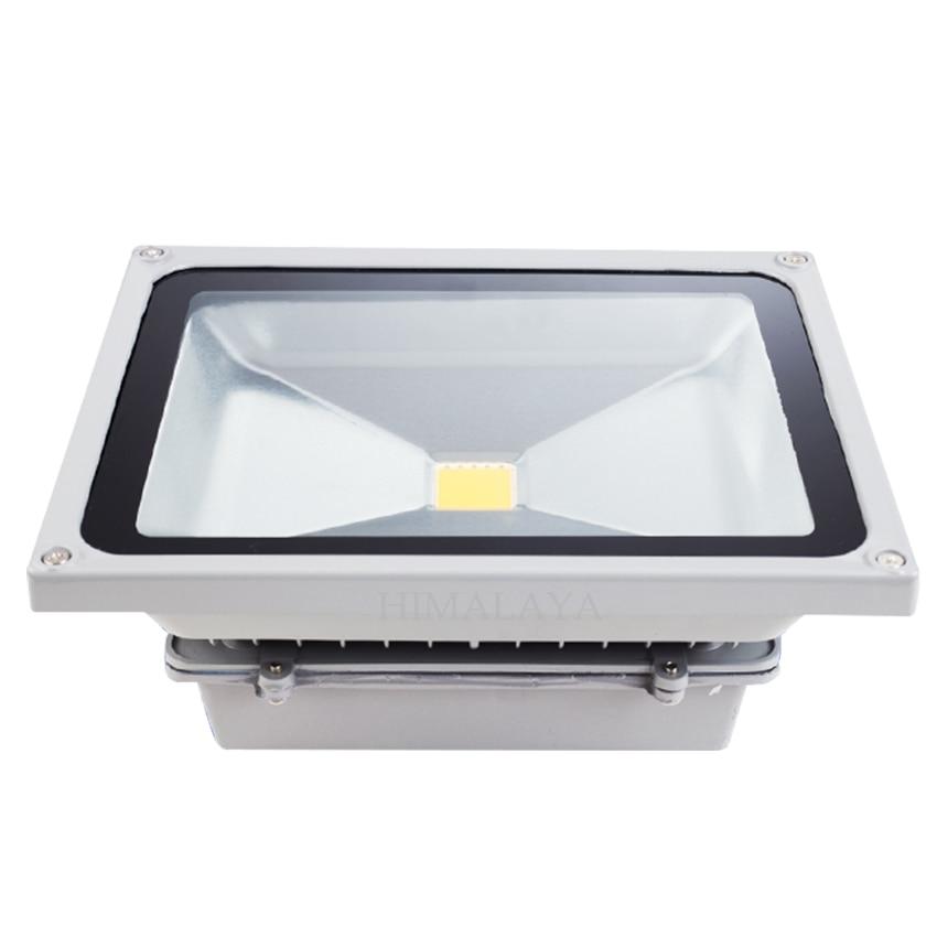 Toika fededx En Gros Étanche 50 w A MENÉ La Lumière D'inondation Projecteur Chaud/Cool Blanc LED Lampe D'éclairage Extérieur
