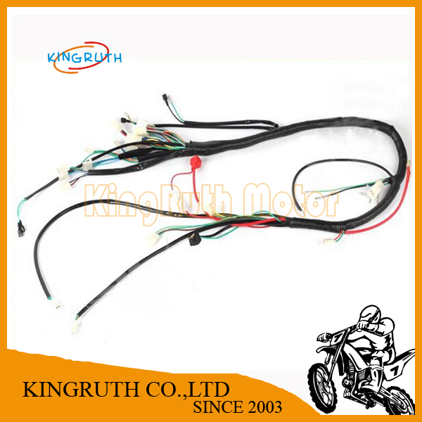 US $85 99 |ATV GY6 150 200 Quad ZONGSHEN LONCIN LIFAN 150cc 200cc 250cc  Electric Parts Wire Cable CDI Ignition Coil Rely Rectifier-in Kickstarters  &