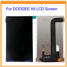 100% New Tested For DOOGEE X6 LCD Screen with Track Number Free Shipping