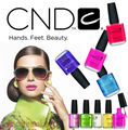 CND Vinylux Lacquer Nail Polish Set (10 color + 1 Weekly Top Coat )