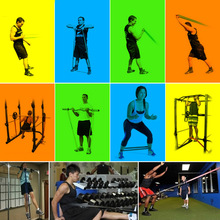 Resistance Band Exercise Elastic Band Workout Ruber Loop Crossfit Strength Pilates Fitness Equipment Training Expander Unisex