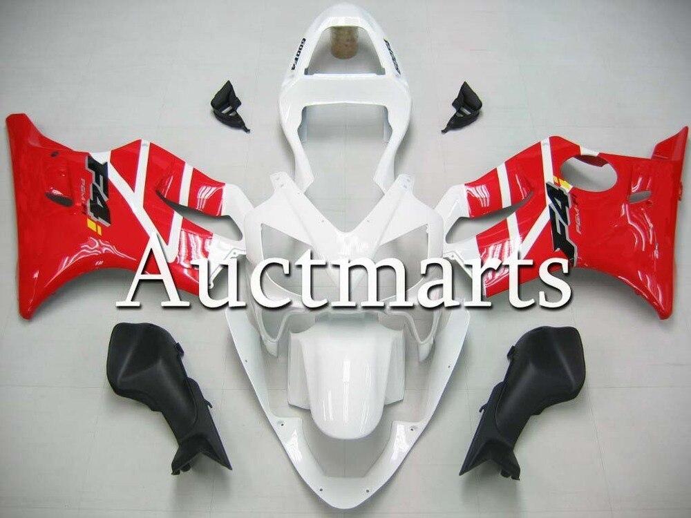 For Honda CBR 600 F4i 2001 2002 2003 Injection ABS Plastic motorcycle Fairing Kit Bodywork CBR600 F4I 01 02 03 CBR600F4i EMS04