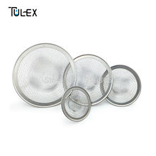 Sink Strainer Stainless Steel Kitchen Drainer Net Accessories Waste Stopper Filter Colander Special Offer Free Shipping