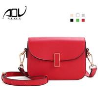 2018 Spring Summer Fashion Women S Handbag Small Crossbody Bags Vintage Shoulder Bag Female PU Leather