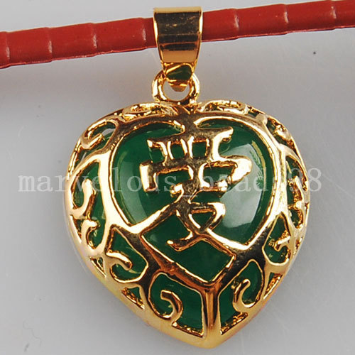 Buy heart jade and get free shipping on aliexpress mozeypictures Choice Image