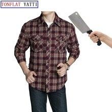 chemise couteau Anti-coupure longues