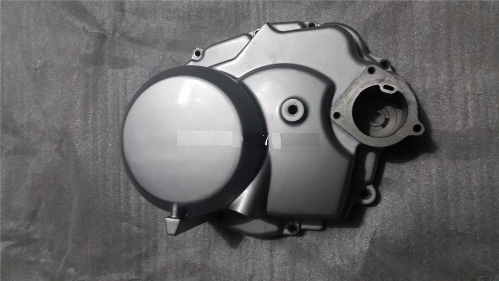 Ambicioso Cubierta Derecha Del Cigüeñal De Las Piezas Del Motor Para Jianshe 250/js250 Atv Sin Logotipo De Jianshe Blanco Puro Y TranslúCido