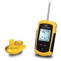 LUCKY Brand Fish Finder Wireless Sonar Fishfinder 40m Depth Range Ocean Lake Sea Fishing Carp Fishing