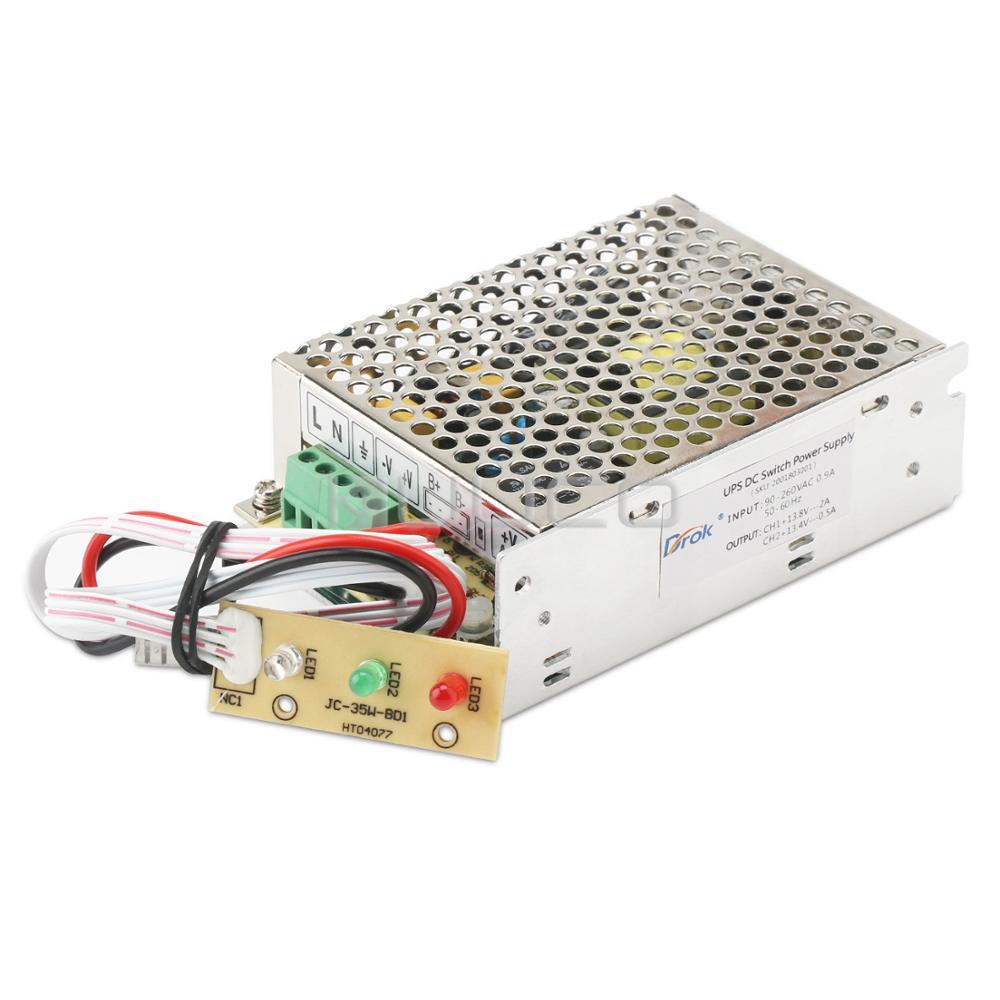 34,3 Вт импульсный источник питания AC 90 ~ 264 в или DC 127 ~ 370 в до 13,8 В или 13,4 В UPS модуль питания/адаптер/регулятор/драйвер
