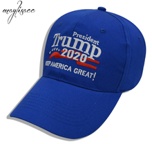 New 2020 Trump Letter Hat US Explosions Trump 2020 Cotton Bucket Baseball Cap Hat Custom Embroidered Printing Snapback Hat