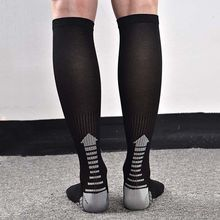 Mens Womens Anti-Fatigue Knee High Stockings Compression Support Socks for Sports Running Outdoor