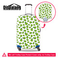 2016 Fashion Travel Accessories Fruits Print Elastic Dust-Proof Luggage Suitcase Protective Cover Apply to 18~30 Inch Case