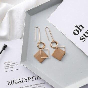 Long Hook Dangle Earrings for Women   1
