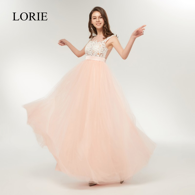 Cheap Pink Wedding Dress Beach 2018 Vintage Lace Top Sexy Tulle Boho ...