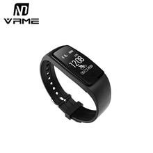 Vrme смарт-браслет для Xiaomi iPhone Android мобильного телефона Смарт часы браслет Фитнес трекер сердечного ритма Мониторы Велоспорт Pedomete