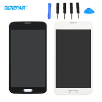 Black White For Samsung Galaxy S5 G900A G900F G900P G900T G900V LCD Display Touch Screen Digiziter