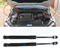 for 2012 2017 vw jetta mk6 front hood Engine cover supporting Hydraulic rod Strut spring shock Bars bracket